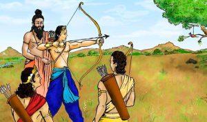 arjuna-dronacharya